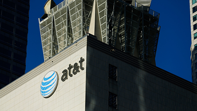 AT&T hit with $100mn fine after slowing down 'unlimited' data