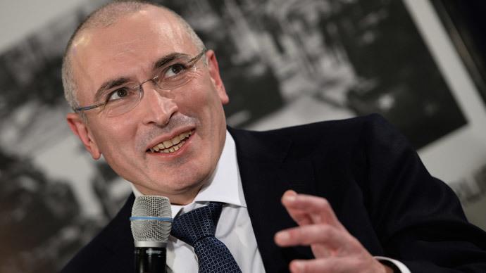 Mikhail Khodorkovsky (RIA Novosti / Ramil Sitdikov)