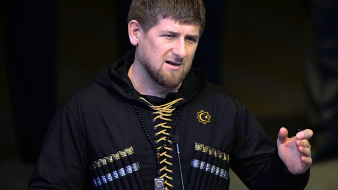Chechen leader blames western special services for killing opposition figure Nemtsov