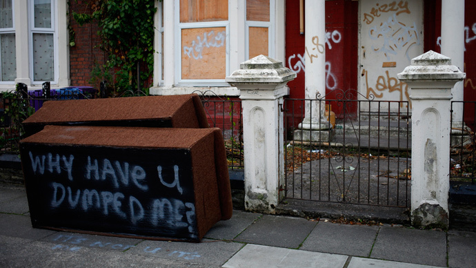 ​Nearly 25% of Welsh people in poverty, damning report reveals