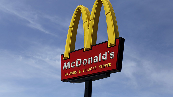 McDonald's to close 700 locations as global sales slide