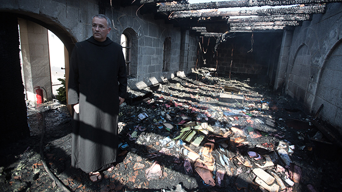 ​Israel questions, sets free 16 young Jewish settlers after Christian church burned down