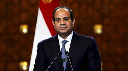 ​Egyptian President Sisi invited to London, days after Morsi execution upheld