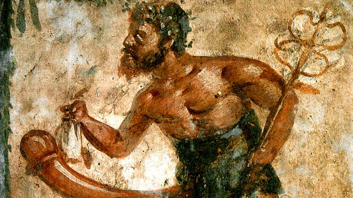 Ancient Romans may have had penis problem, Pompeii fresco appears to show