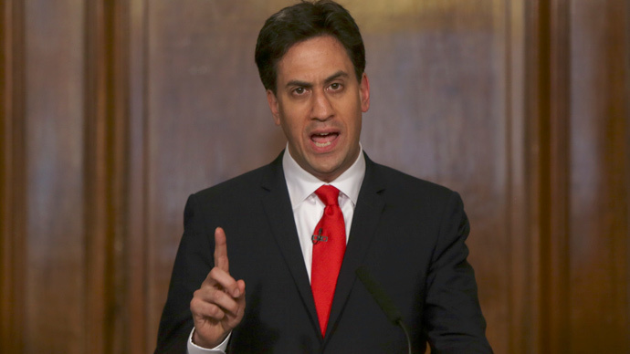 Ed Miliband threatens to sue Jewish Telegraph over Israel comments