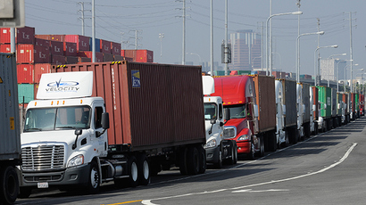Roll on, 18-wheeler: US gov't proposes new fuel, emissions standards for big rigs