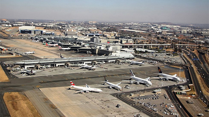 Stowaway falls to death in London after plane wheel ride from S. Africa