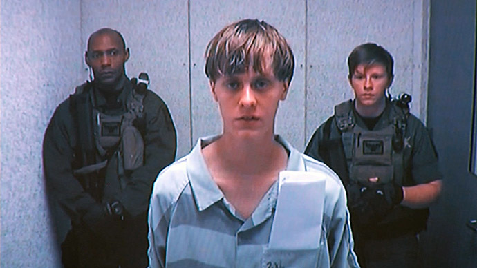 ​Dylann Roof 'manifesto': Massacre suspect explains why he 'chose' Charleston