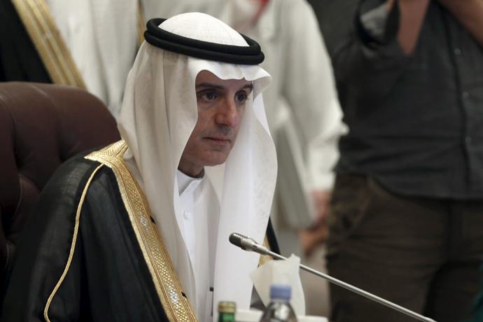 Saudi Foreign Minister Adel Al-Jubeir (Reuters / Faisal Al Nasser)