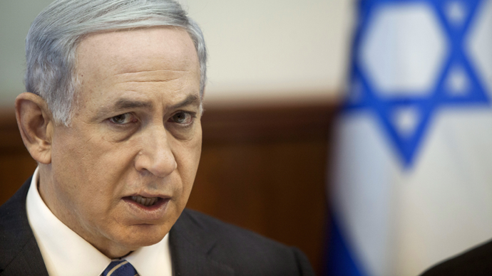 Netanyahu slams international 'diktats' on Palestinian-Israeli conflict
