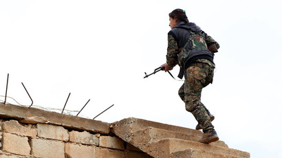 'Revolution within revolution': How and why Kurdish women are fighting ISIS (DOCUMENTARY)