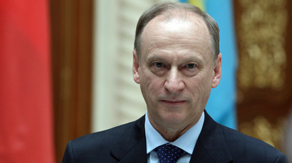 Russian Security Council Secretary Nikolai Patrushev. (Reuters/Said Tsarnaev)