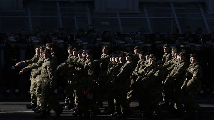 ​Military service bad for career prospects, employers' poll finds