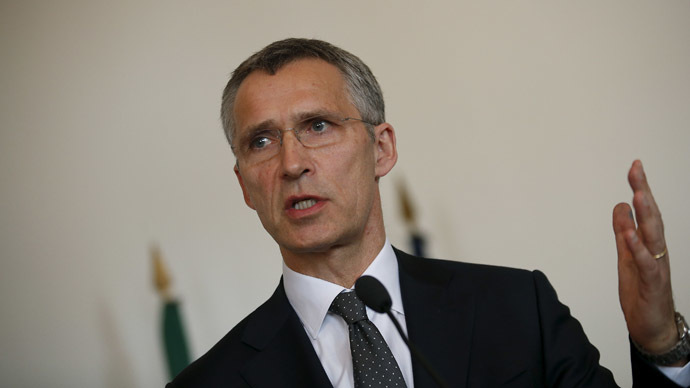NATO Secretary-General Jens Stoltenberg. (Reuters / Rafael Marchante)
