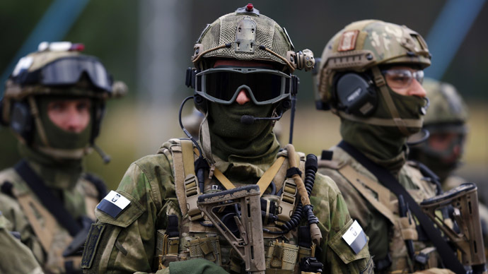 NATO plans 40,000-strong rapid response force in E. Europe