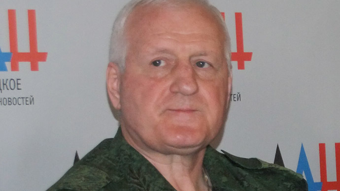 Member of Kiev's top brass 'defects' to anti-govt forces, predicts more like him