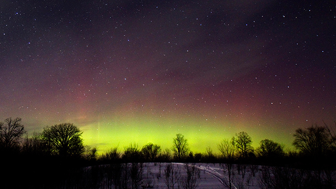 Dazzling northern lights, major geomagnetic storm hits Earth (PHOTOS)