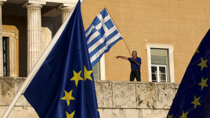 ECB extends lending to Greek banks to €89bn to tackle run