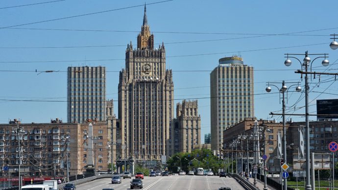 Russia will accept no more lectures from US – senior diplomat