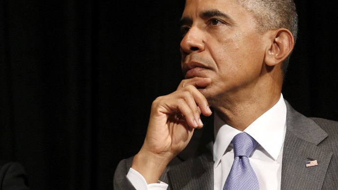 Squeaking through: Senate clears way to approve Obama's 'fast-track' powers