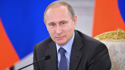 Putin agrees to corrections of 'Foreign Agents Law', blasts NGOs servicing foreign interests