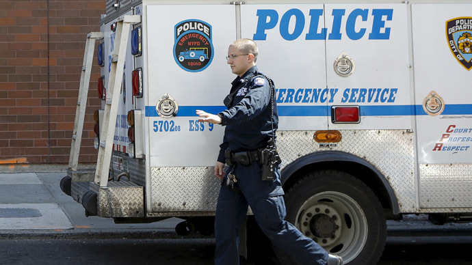 US confidence in police at 22-year low, still above 50 percent