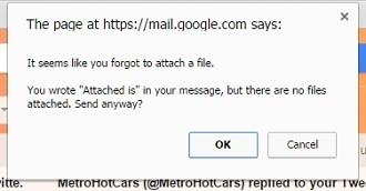 screenshot from gmail.com