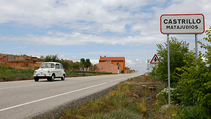 Spanish 'Kill Jews' village officially changes name