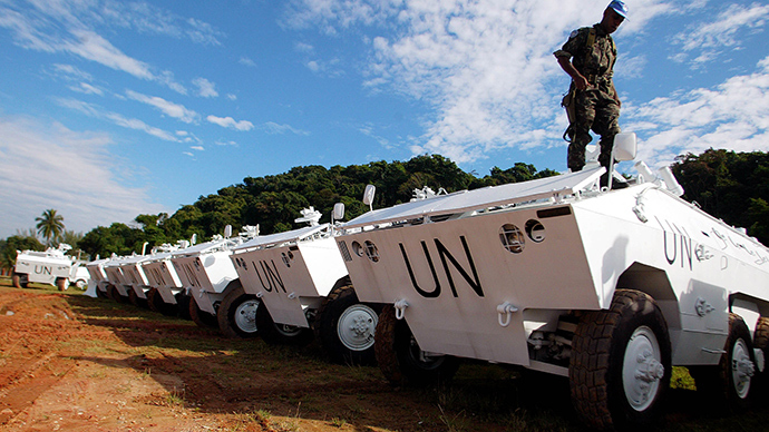 UN peacekeeping contingent in CAR rattled by new sexual abuse scandal