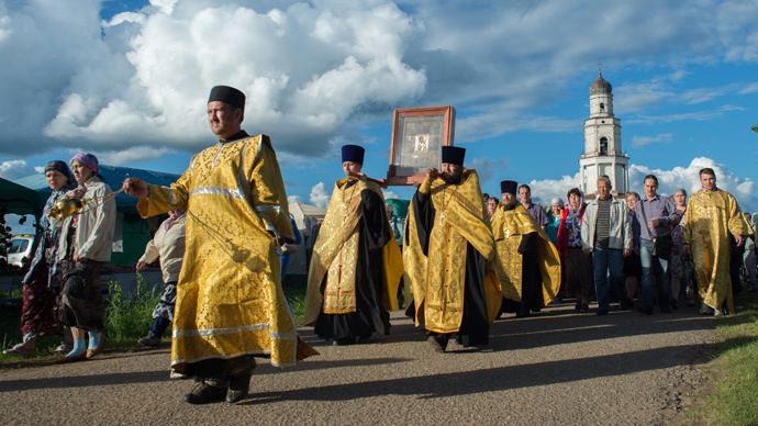 Russians' preferences for secular state become stronger
