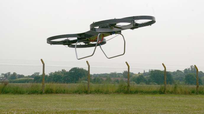 American Jedi: DoD develops hoverbikes to replace choppers