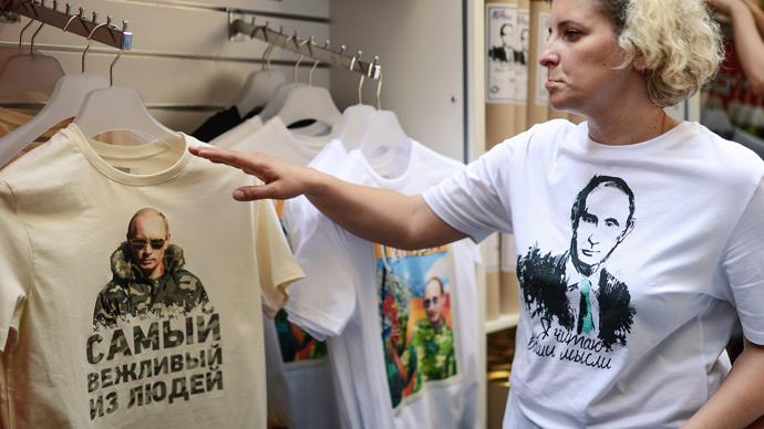 Putin's approval rating hits historic high at 89 percent