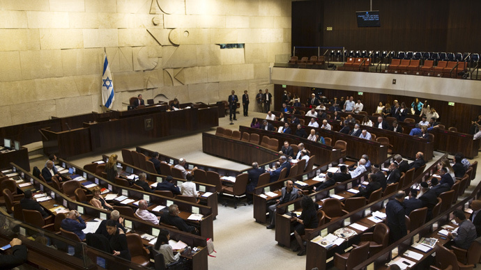 Israeli deputy minister calls on Arab members of Knesset to give up citizenship