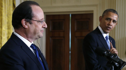 Obama tells Hollande US was not spying on French president
