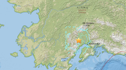 5.8 earthquake strikes Alaska