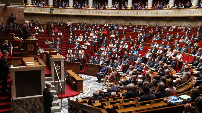 Step closer to surveillance state? France passes new spying law