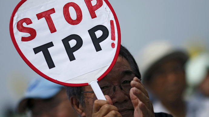 TPP supporters flood pro-trade senators with millions in donations