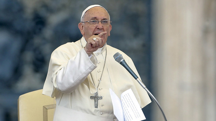 Pope Francis: Sometimes divorce can be a 'moral necessity'