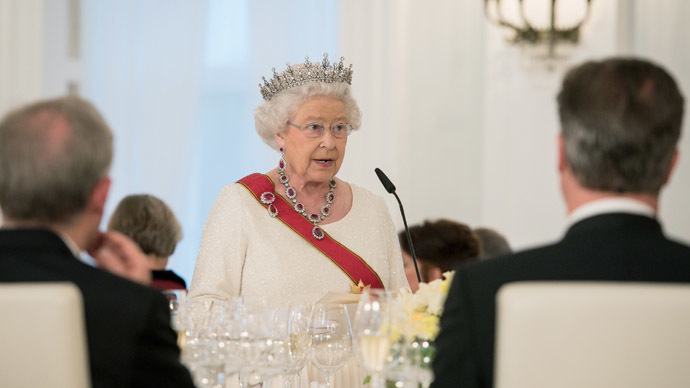 Royal warning: Queen cautions Europe over 'divided continent' in rare intervention
