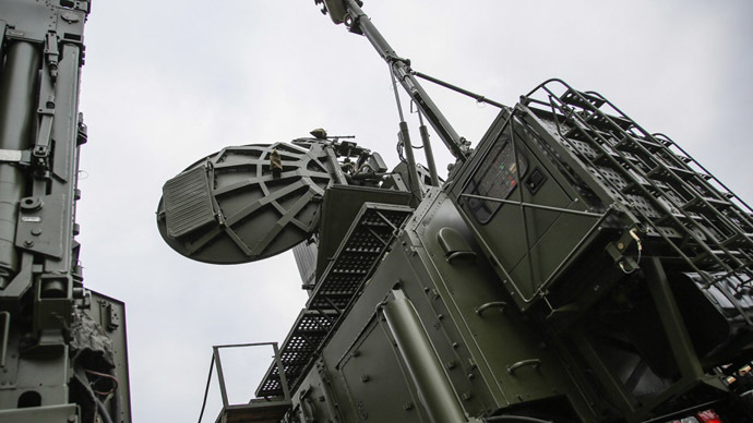 Russian satellite-gagging jammer field tests announced