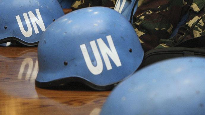 Poroshenko inks permission for foreign troops in Ukraine