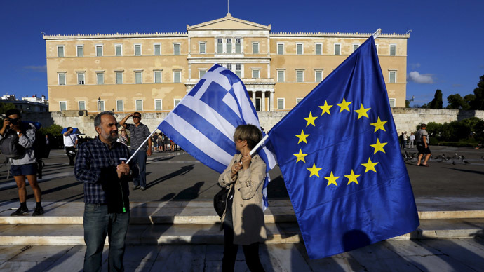 German EU commissioner says 'Grexit' unavoidable if no solution found in 5 days