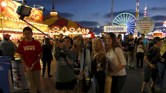 Not in the 'House of Mouse': Disney bans selfie-sticks