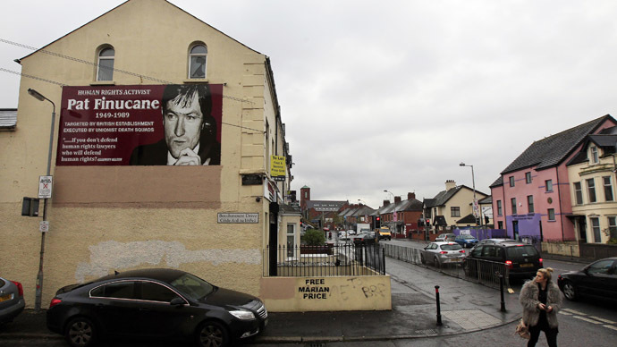 Belfast court rejects inquiry into 1989 loyalist murder