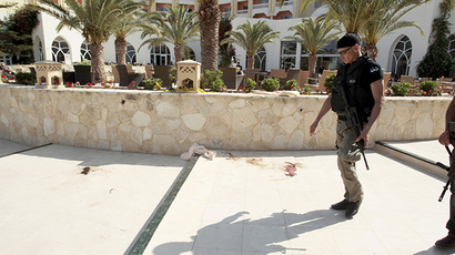 'Run, run, run...' Eyewitnesses share their accounts of Tunisia beach massacre scene