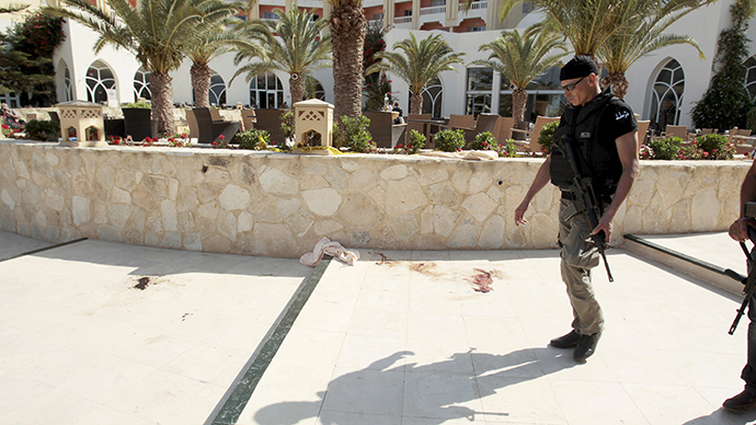 'Run, run, run...' Eyewitnesses share their accounts of Tunisia beach massacre scene