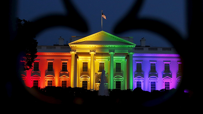 Like A Thunderbolt America Reacts To Gay Marriage Ruling Rt Usa News