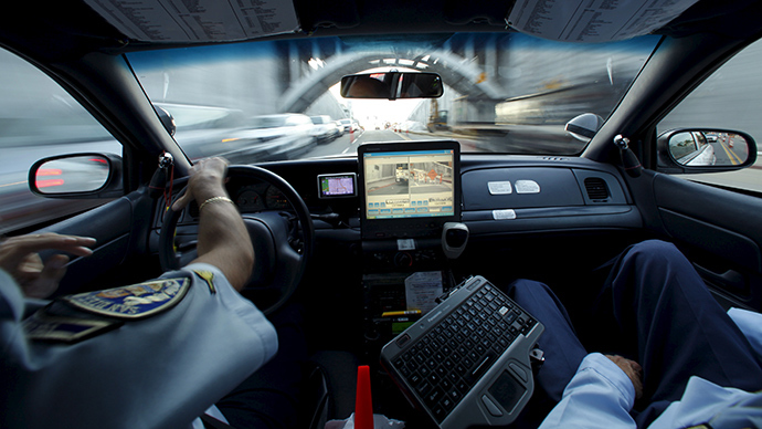 New police tech has cops scanning license plates to trace criminals