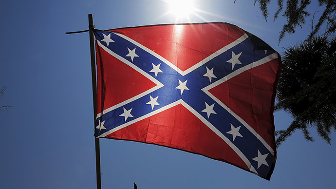 ​Woman arrested for removing Confederate flag from SC Capitol (VIDEO)