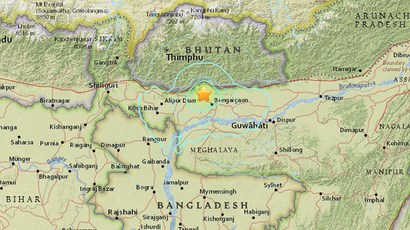 5.6 quake rocks India's Assam, felt in Bangladesh, Nepal